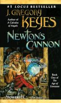 Newton's Cannon Cover