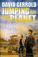 Jumping off the Planet Cover